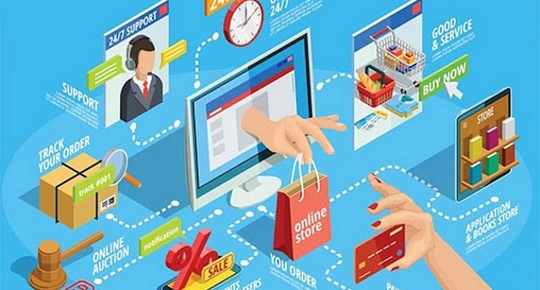 Thương mại điện tử - xung lực mới cho tăng trưởng kinh tế