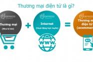Thương mại điện tử là gì?  Website và sàn giao dịch thương mại điện tử phân biệt như thế nào?