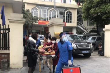 Công an vào cuộc vụ xô xát tại Cục THADS TP Hà Nội khiến một người nhập viện